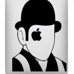 Clockwork Orange Ipad decal UK